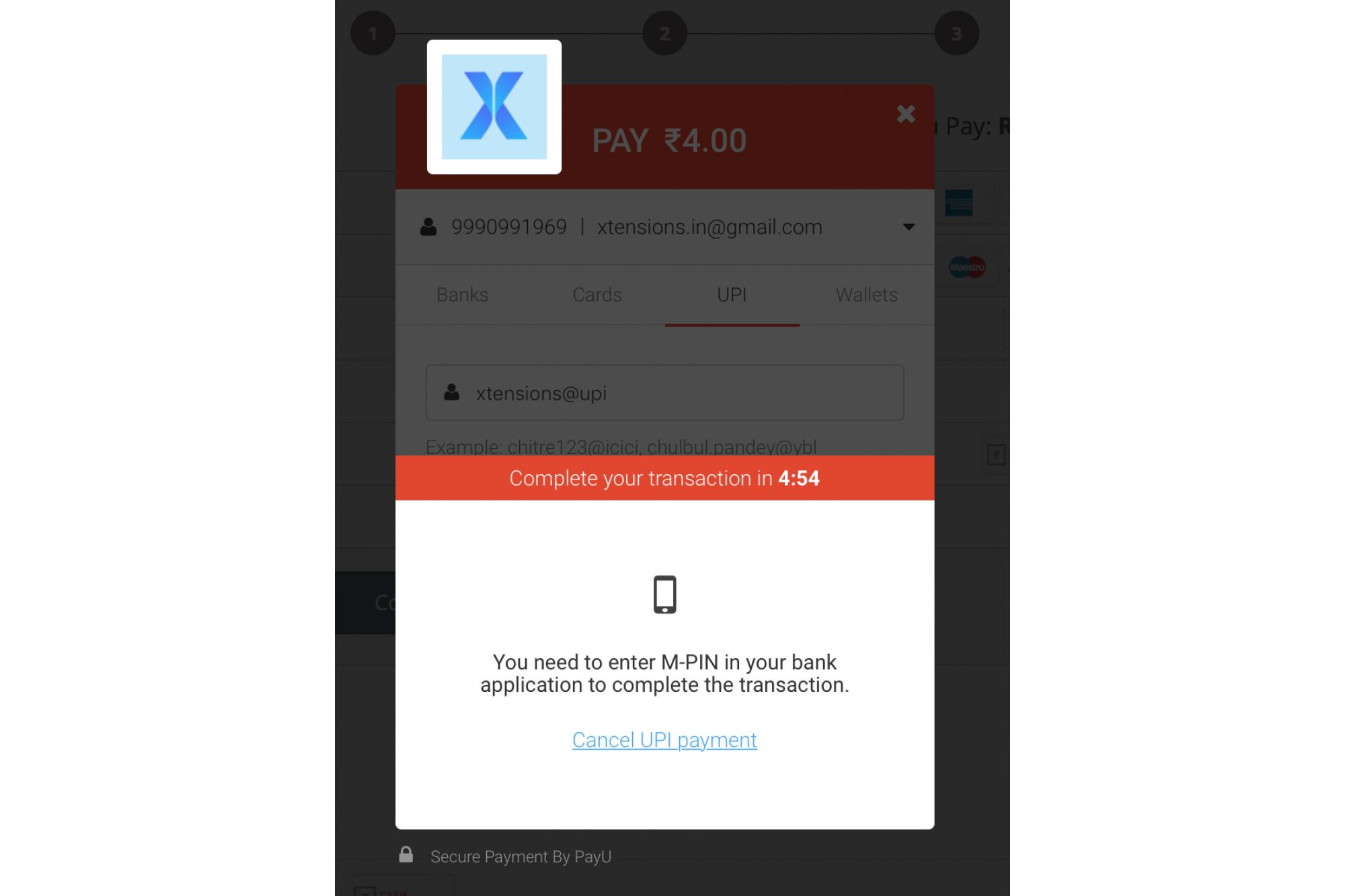 Payumoney Bolt Payment Gateway